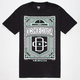 DC SHOES Tough Grind Mens T-Shirt