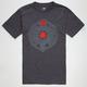 DC SHOES Bingham Mens T-Shirt