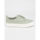 ROXY Shaka Olive Womens Platform Shoes