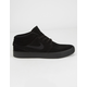 NIKE SB Zoom Stefan Janoski Mid RM Black Shoes