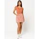 ROXY Unforgettable Corduroy Mini Skirt