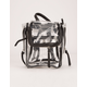 VIOLET RAY Kendall Clear Mini Backpack