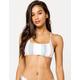 ROXY Printed Beach Classic Bikini Top