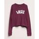 VANS Floral V Girls T-Shirt