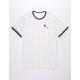 RVCA Farewell II Stripe Mens T-Shirt
