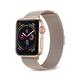 POSH TECH 42mm Stainless Steel Rose Gold Apple Watch Wristband