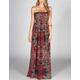 ELEMENT Essence Womens Maxi Dress