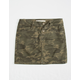 VANILLA STAR Camo Girls Skirt