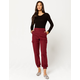 SKY AND SPARROW Cargo Womens Jogger Pants