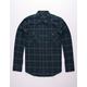 COASTAL Cypress Mens Flannel Shirt