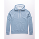 INDEPENDENT TRADING COMPANY Dusty Blue Mens Hoodie