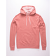INDEPENDENT TRADING COMPANY Dusty Pink Mens Hoodie