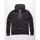 INDEPENDENT TRADING COMPANY Camo Black Mens Hoodie