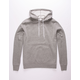 INDEPENDENT TRADING COMPANY Gunmetal Mens Hoodie