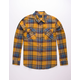 VALOR Lakeside Park Mens Flannel Shirt
