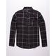 RSQ Dark Woods Mens Flannel Shirt