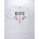 RSQ Hustle Heartbreak Mens T-Shirt