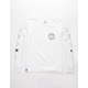 SALTY CREW Palomar White Boys T-Shirt