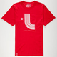LRG Star Line Mens T-Shirt