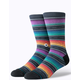 STANCE Sierras Black Mens Crew Socks