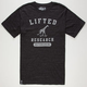 LRG Lifted Academy Mens T-Shirt