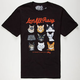LRG Love All Pussy Mens T-Shirt