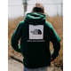THE NORTH FACE Red Box Forest Mens Hoodie