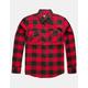RSQ Monty Flannel Mens Shirt