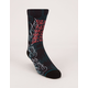 STANCE Flame Mens Crew Socks