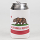 California Bear Can Coozie