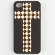 Studded Cross iPhone 4/4S