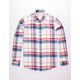 VSTR Founders Day Mens Flannel Shirt