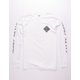 SALTY CREW Tippet Outback White Mens T-Shirt