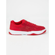 DC SHOES Penza Red & White Mens Shoes