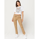 SKY AND SPARROW Twill Womens Jogger Pants