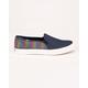 KEDS Double Decker Denim Rainbow Womens Shoes