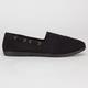 SODA Womens Slip-On Boat Shoes