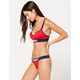 TOMMY HILFIGER Seamless Red Thong