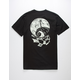 VANS x The Nightmare Before Christmas Sketchy Jack Mens T-Shirt