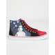 VANS x The Nightmare Before Christmas Christmas Town Sk8-Hi Shoes