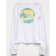 WHITE FAWN Yosemite Girls Tee