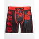 PSD Black Rose Mens Boxer Briefs