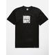 HUF Panthera Box Logo Mens T-Shirt