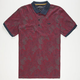 RVCA Paised Mens Polo Shirt