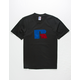 RUSSELL ATHLETIC Jerry Flock Mens T-Shirt