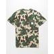 HUF Splinter Camo Pocket Mens T-Shirt