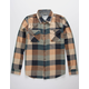 JETTY Arbor Mens Flannel Shirt