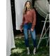 IVY & MAIN Yoke Straight Leg Womens Jeans