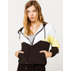 FULL TILT Colorblock Womens Windbreaker