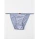 FULL TILT Satin Lilac Bikini Panties